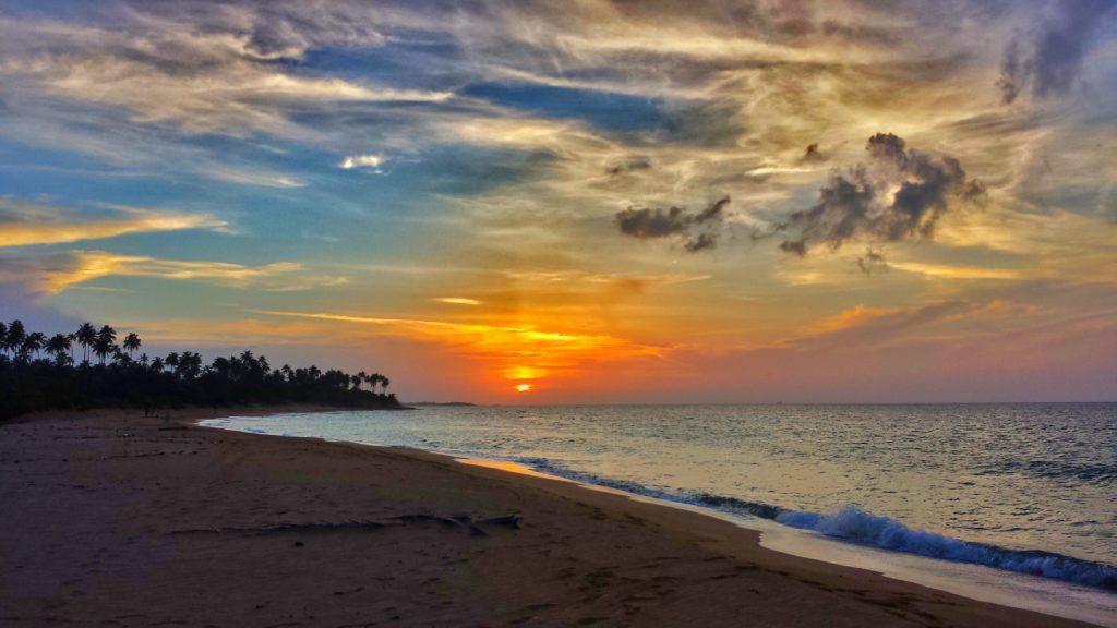 Pinones Beach -Sunset Tour Puerto Rico