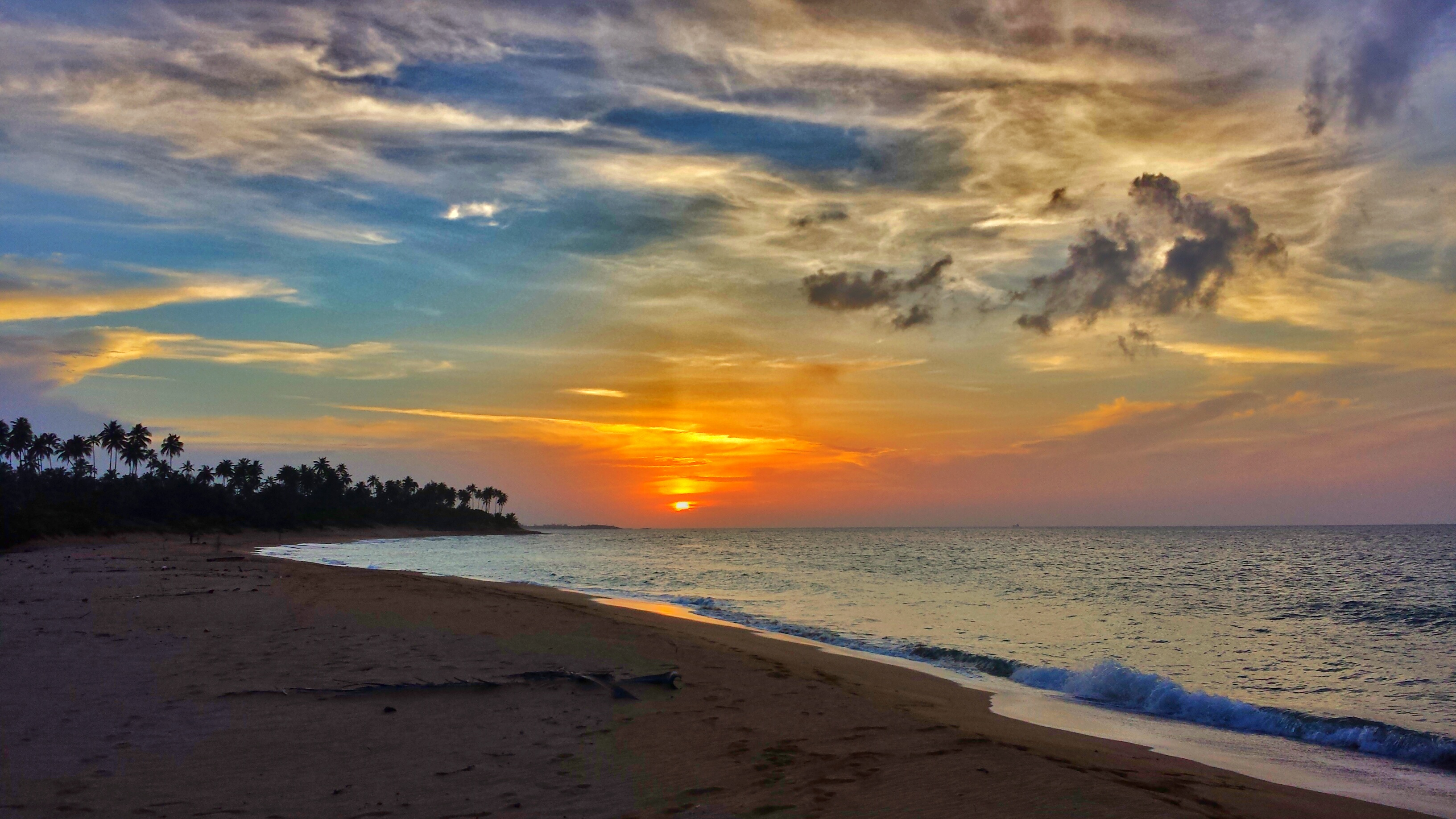Pinones Beach Sunset Tour Puerto Rico