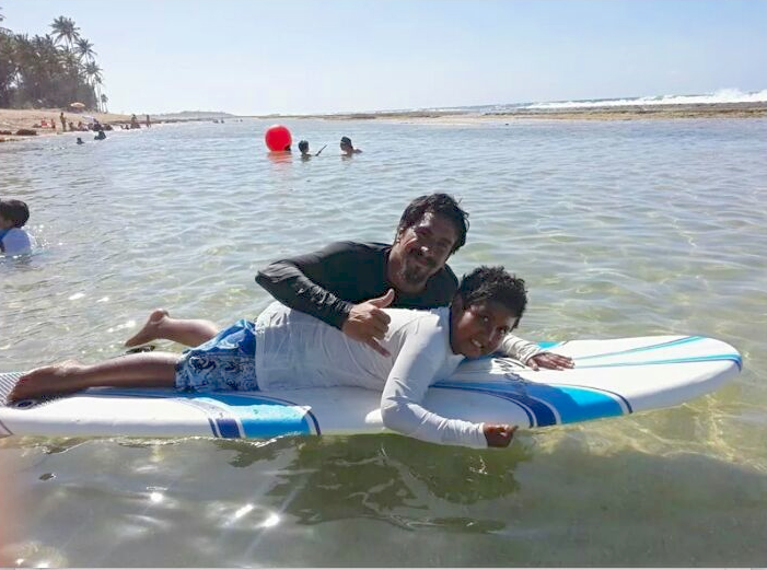 Surf Lessons - Puerto Rico - San Juan - Condado
