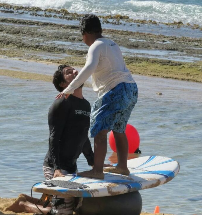 Kids Surf Camp in Puerto Rico